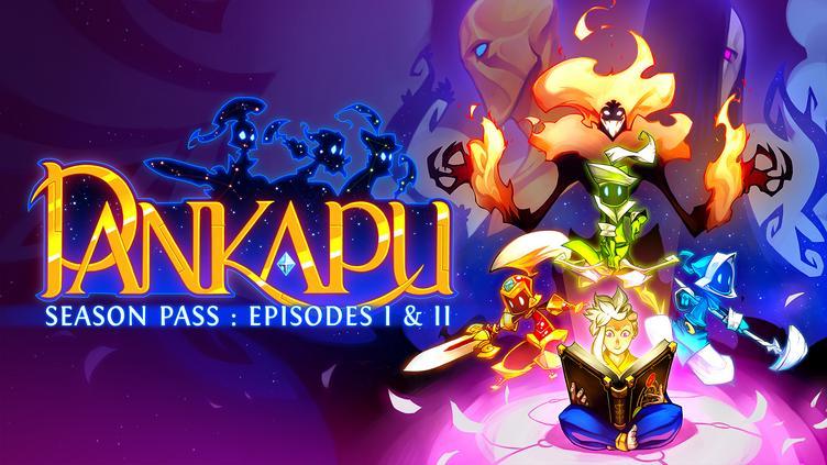 Pankapu - Complete Edition