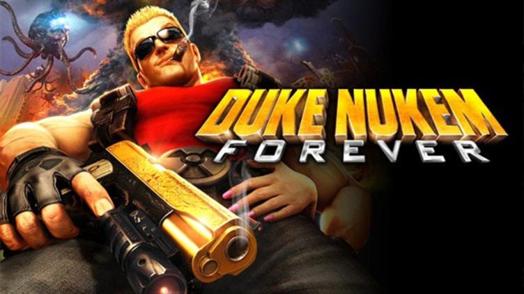 Duke Nukem Forever фото