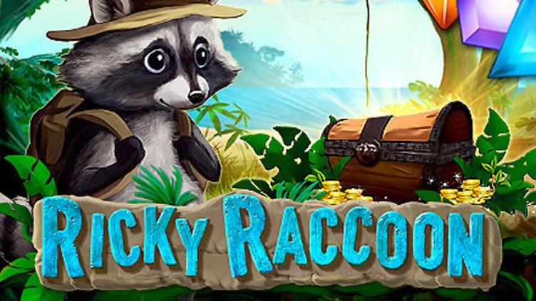 Ricky Raccoon фото