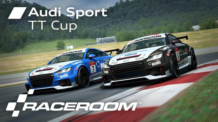RaceRoom - Audi Sport TT Cup 2015