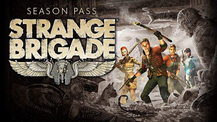 Strange Brigade - Season Pass фото