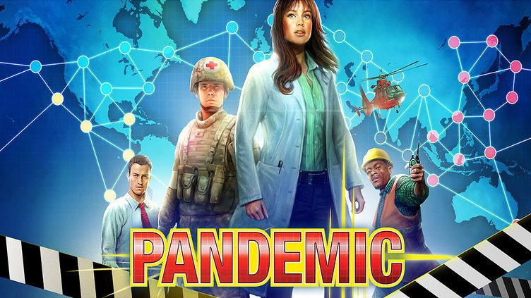 Pandemic: The Board Game фото