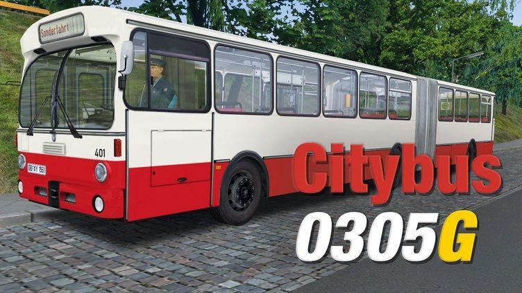 OMSI 2 Add-On Citybus O305G фото