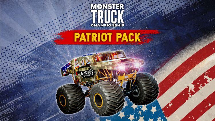Monster Truck Championship - Patriot Pack