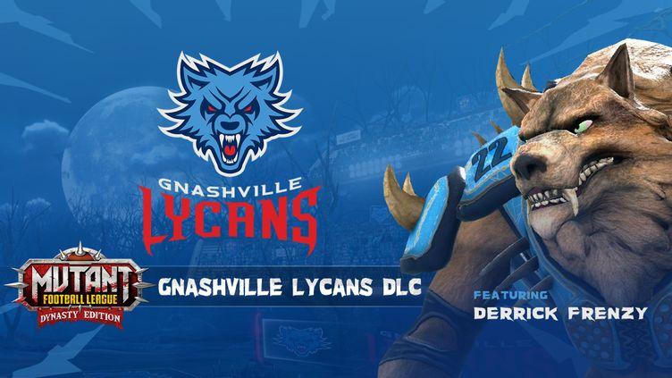 Mutant Football League: Gnashville Lycans