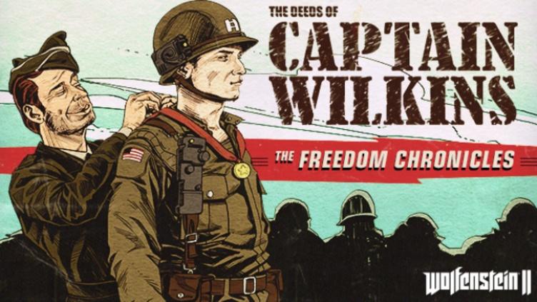 Wolfenstein® II: The Deeds of Captain Wilkins DLC фото
