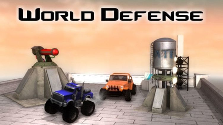 GCE LLC / World Defense : A Fragmented Reality Game