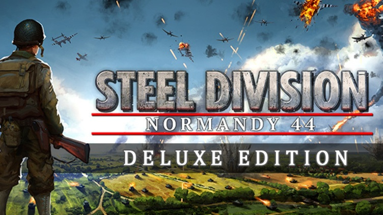 Steel Division: Normandy 44 - Deluxe Edition фото
