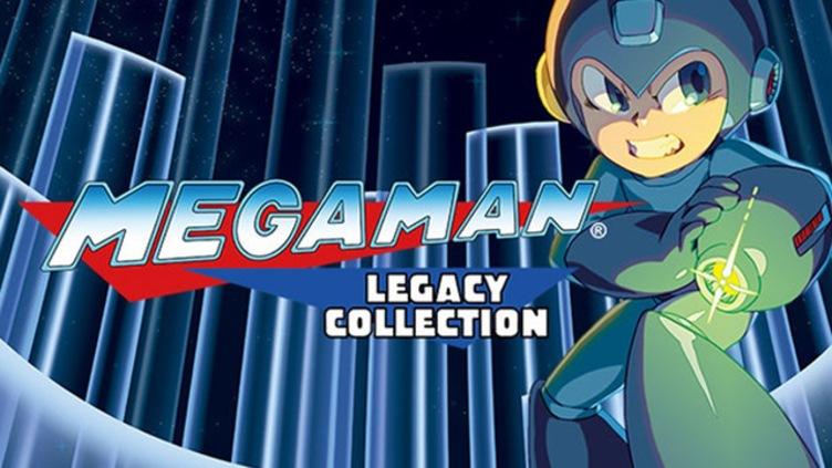 Mega Man Legacy Collection фото