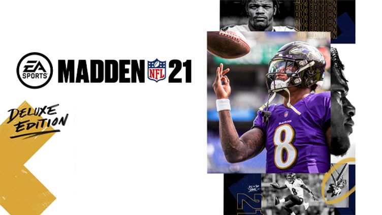 EA / Madden NFL 21 - DELUXE EDITION