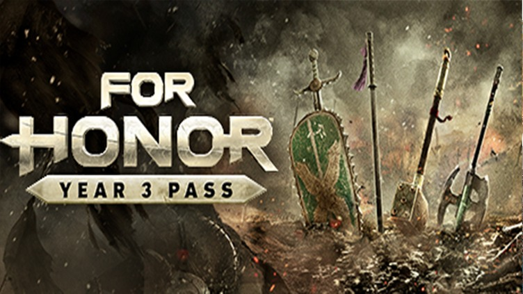 FOR HONOR - Year 3 Pass фото