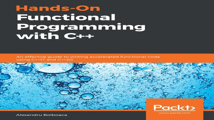 Hands-On Functional Programming with C++ фото