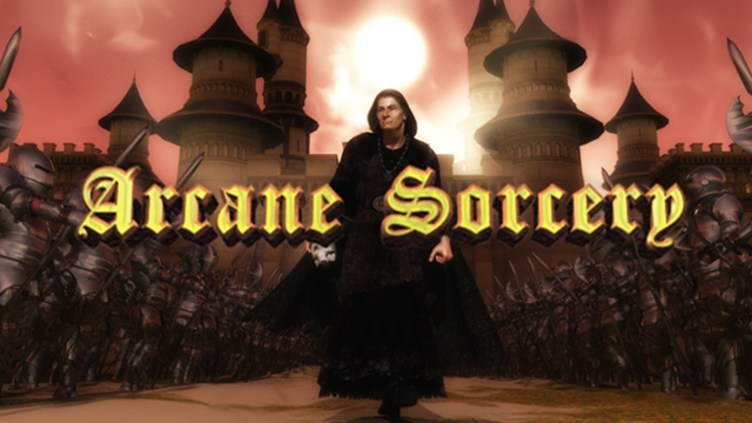 Arcane Sorcery Andrew Rowe фото