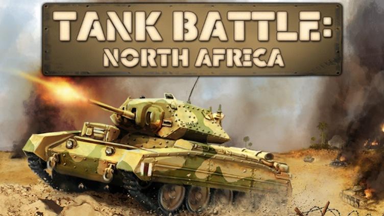 Tank Battle: North Africa фото