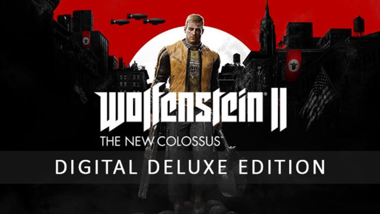 Wolfenstein II: The New Colossus - Digital Deluxe Edition [RU]