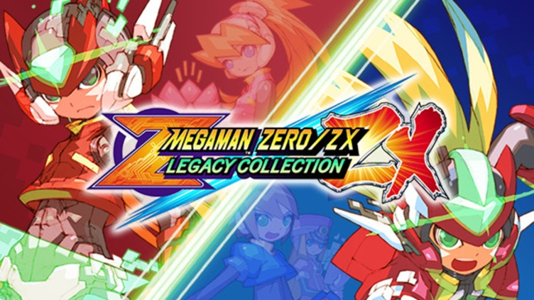 Mega Man Zero/ZX Legacy Collection фото