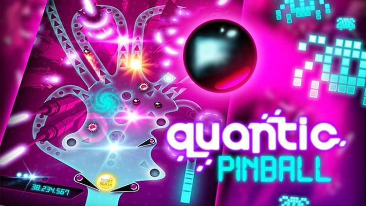 Quantic Pinball фото