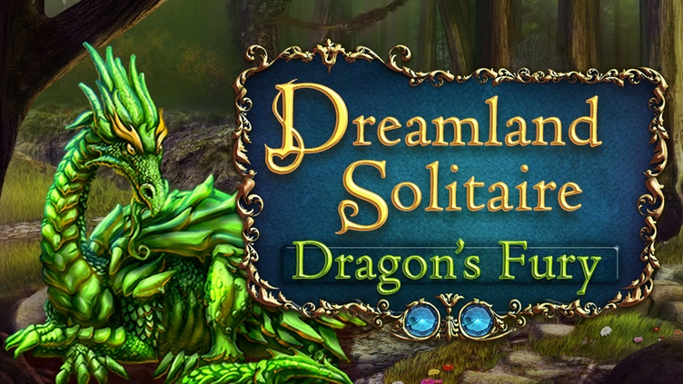 Dreamland Solitaire: Dragon's Fury фото