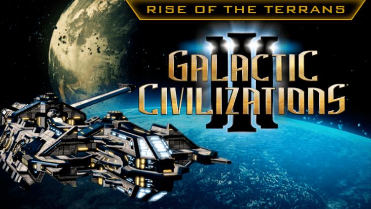 Galactic Civilizations III - Rise of the Terrans DLC фото