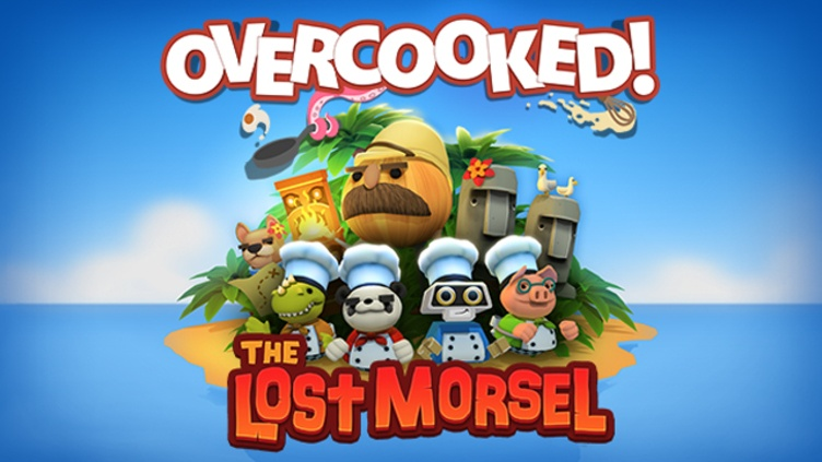 Overcooked - The Lost Morsel DLC фото