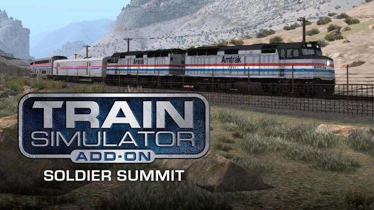 Train Simulator: Soldier Summit Route Add-On фото