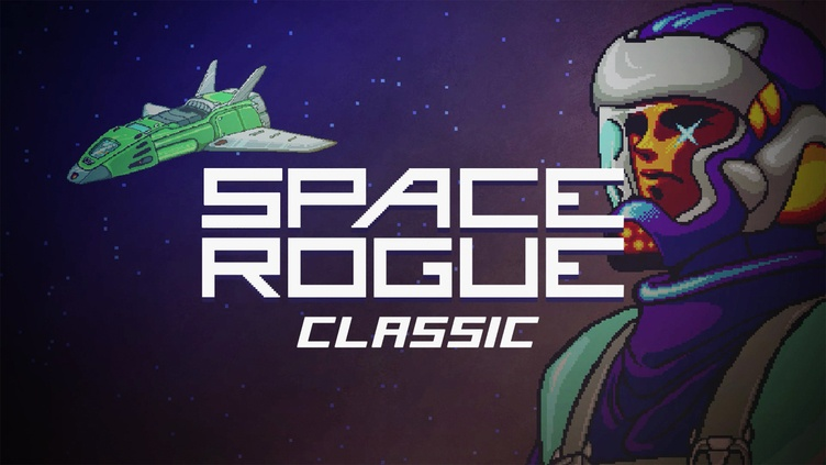 Space Rogue Classic фото