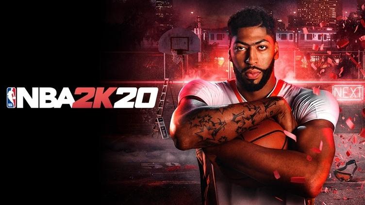 NBA 2K20 фото