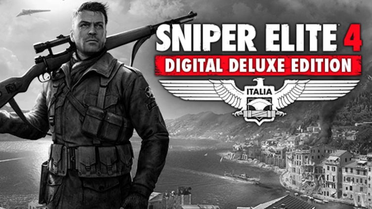 Sniper Elite 4 Deluxe Edition (RU)