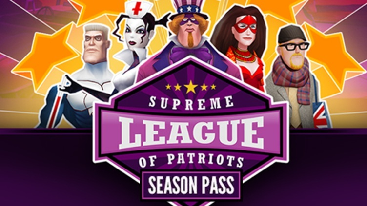 Supreme League of Patriots Season Pass фото