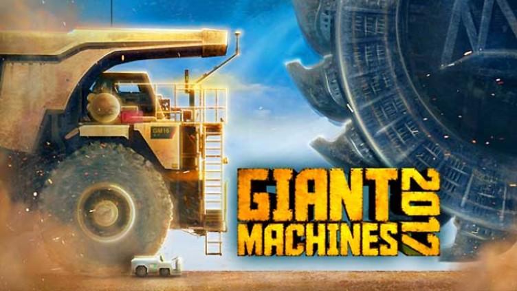 Giant Machines 2017 фото