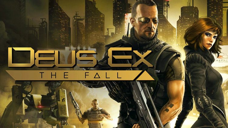 Deus Ex: The Fall фото