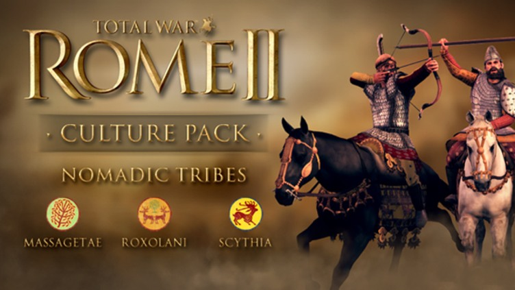 Total War: ROME II - Nomadic Tribes Culture Pack DLC фото