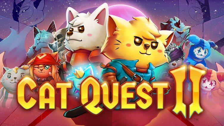 Cat Quest II фото