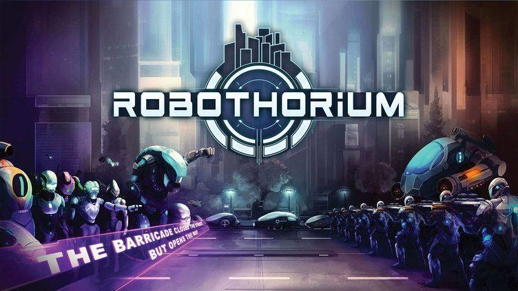 Robothorium: Cyberpunk Dungeon Crawler фото