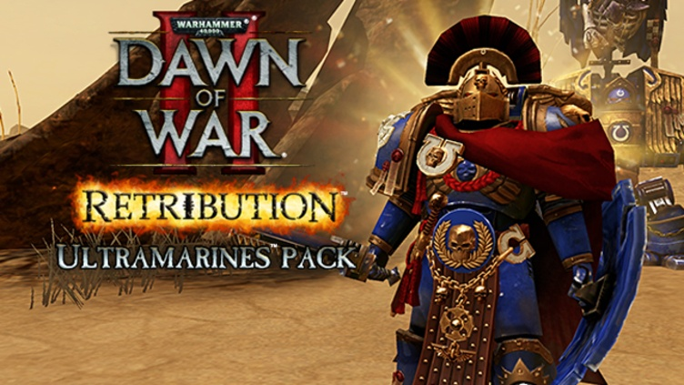 Warhammer 40,000: Dawn of War II Ultramarines Pack DLC фото