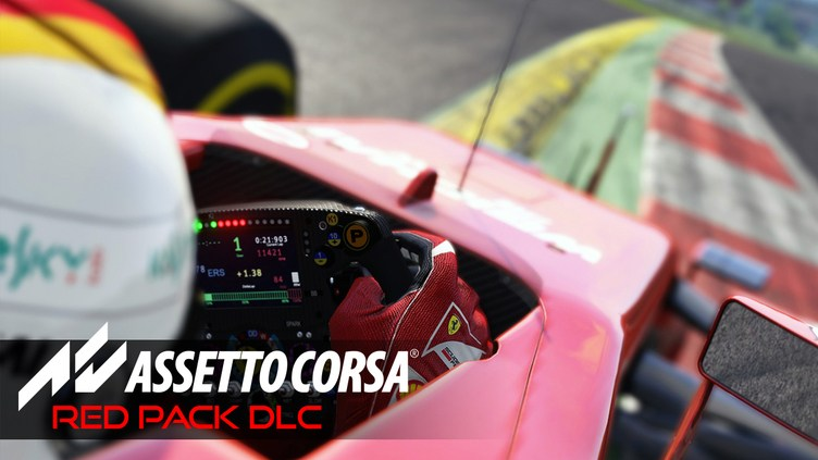 Assetto Corsa - Red Pack фото