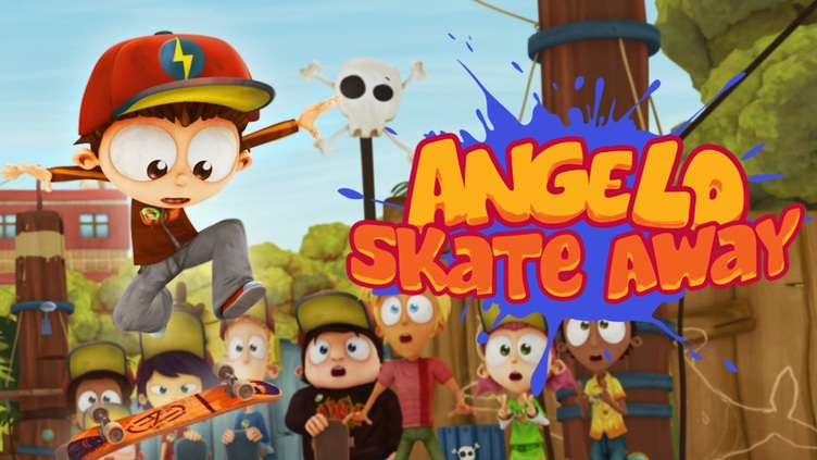 Angelo Skate Away фото