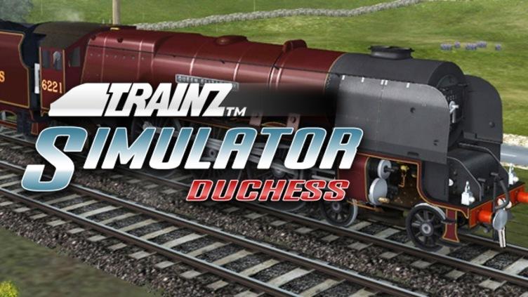 Trainz Simulator DLC: The Duchess фото