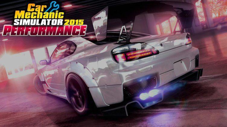 Car Mechanic Simulator 2015 - Performance DLC фото