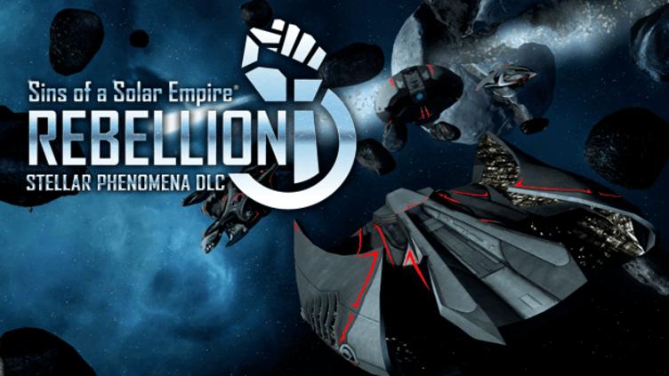 Sins of a Solar Empire: Rebellion - Stellar Phenomena®