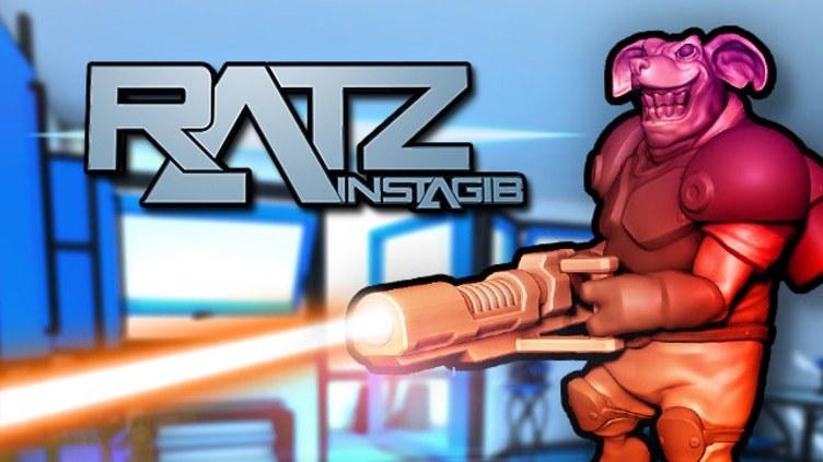 Ratz Instagib фото