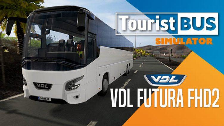 Tourist Bus Simulator - VDL Futura FHD2 фото
