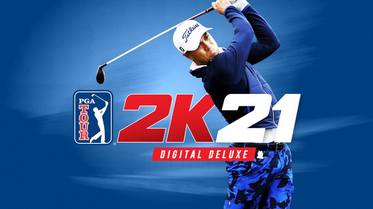 PGA TOUR 2K21 - Digital Deluxe Edition