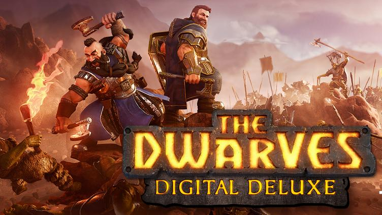 THQ Nordic, EuroVideo Medien / The Dwarves - Digital Deluxe Edition