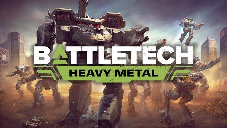 BATTLETECH Heavy Metal фото