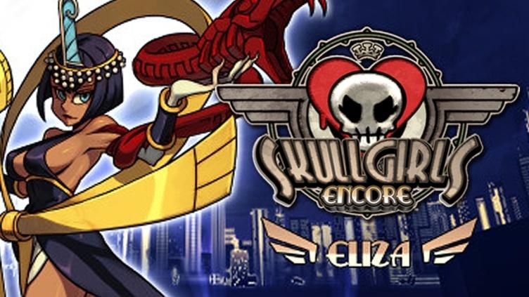 Skullgirls: Eliza фото
