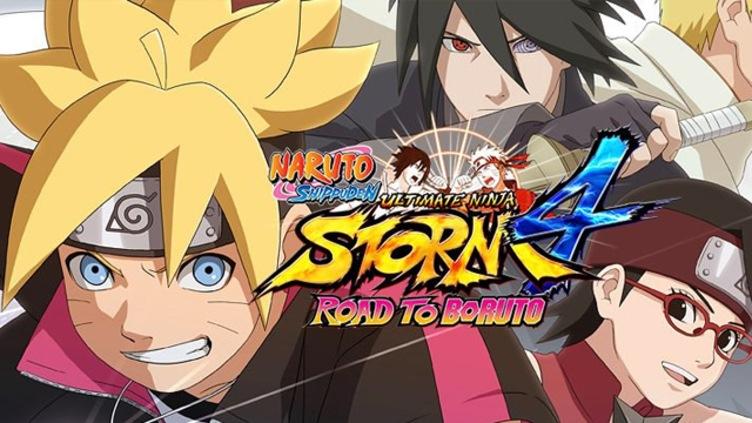 naruto storm 4 steam