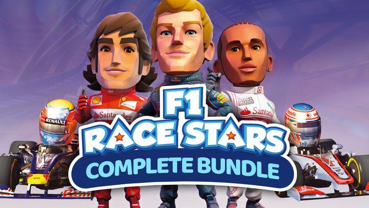 F1 Race Stars Complete Bundle