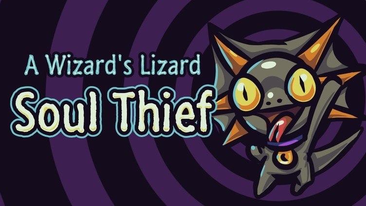 A Wizard's Lizard: Soul Thief фото