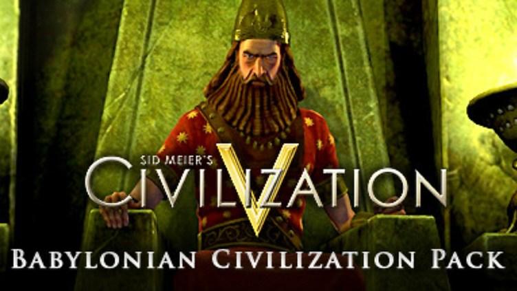 Sid Meier's Civilization® V: Babylon (Nebuchadnezzar II) DLC фото